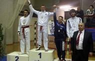 Domenico Gulfo è il vincitore assoluto del Campionato interregionale di combattimento di Taekwondo