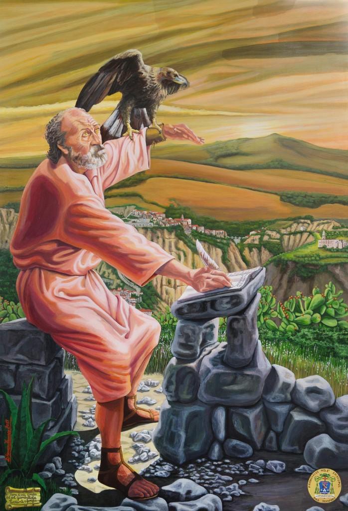 Giovanni l'evangelista