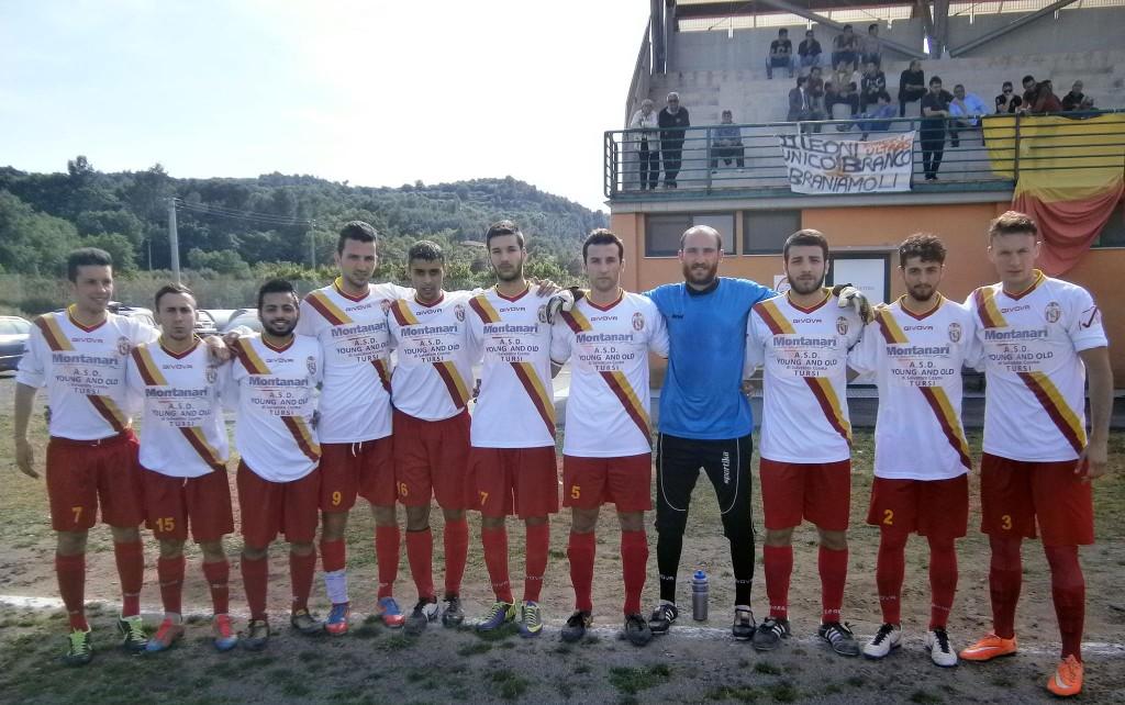 Tursi Rotondella - Soccer Lagonegro 0-2
