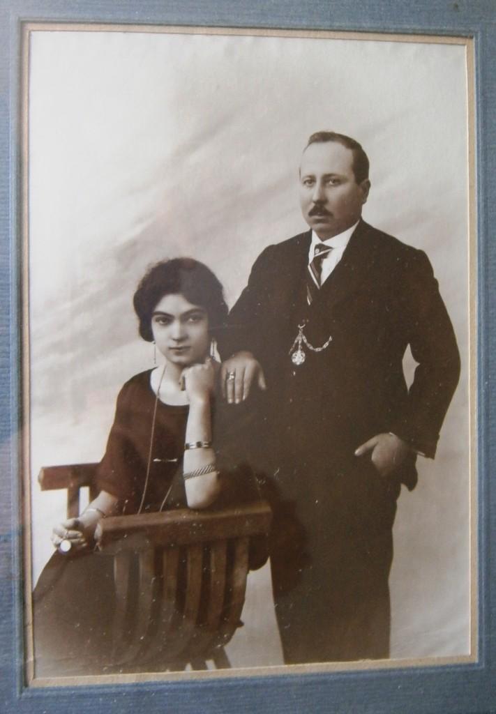 Coniugi Rosa Reale e Vincenzo DAlessandro