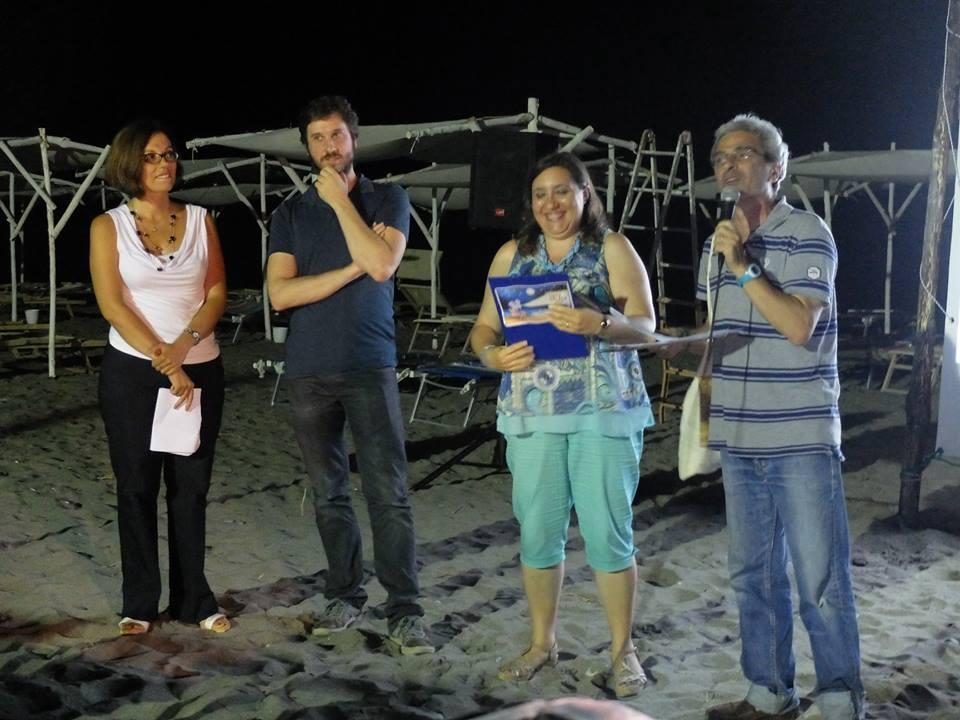 la giuria al completo del festival cortosplash proclama i vincitori
