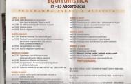 Equituristica 17- 23 agosto 2015 ad Atella. Testimonial Tony Santagata