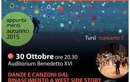 Basilicata Circuito Musicale: il concerto dell'Ensemble Gabrieli diretto da Saverio Vizziello – 30 ottobre Sala Benedetto XVI, Tursi