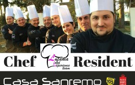 Per il secondo anno consecutivo otto chef lucani a Casa Sanremo dal 7 al 14 febbraio
