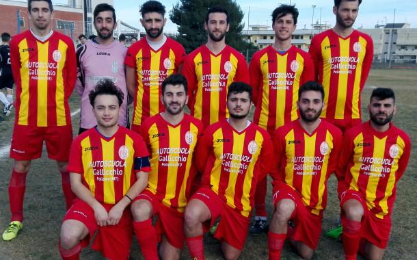 TURSI  ROTONDELLA – MIGLIONICO  1-1. Promozione, terza giornata di ritorno