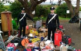 Simulò il furto presso il proprio distributore carburanti. I  Carabinieri denunciano un imprenditore di Montalbano Jonico