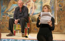 """""""Ho visto un Re…"""": buon compleanno Dario Fo! Gli auguri di Roberta Laguardia in un video di Giuseppe Marco Albano"""