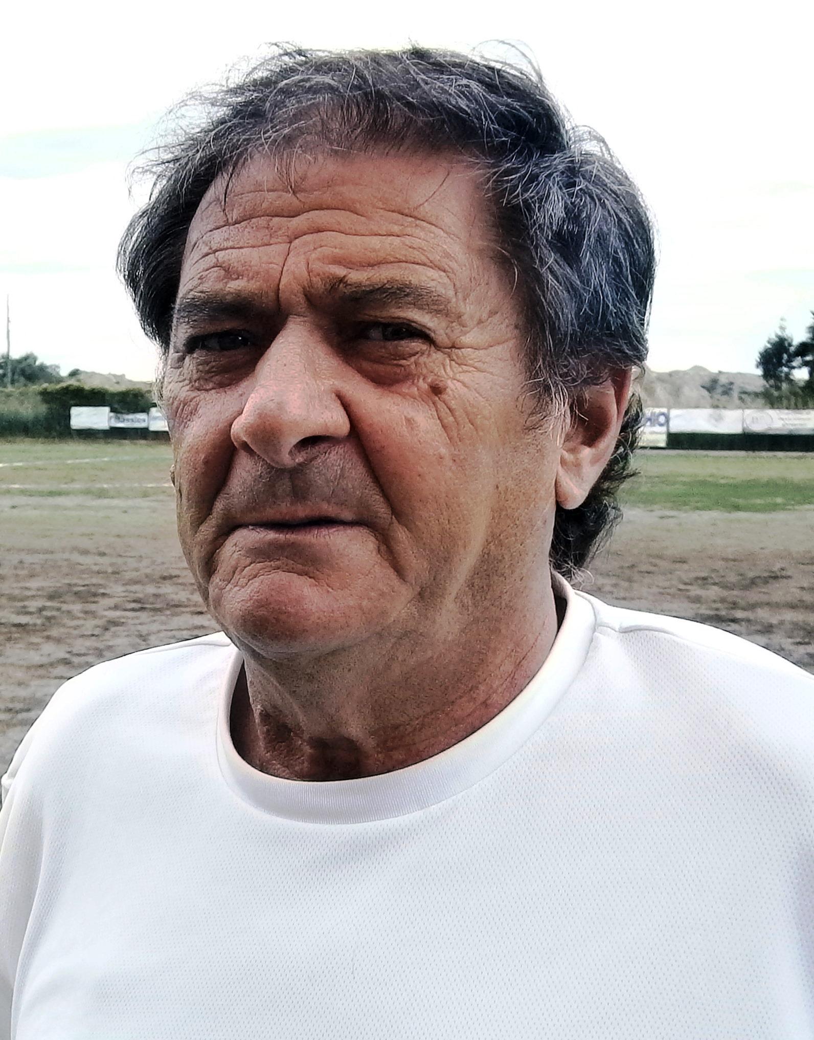 """Antonio """"Nino"""" Manieri, dirigente del Tursi Rotondella"""