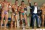 Fabio Loiacono, barese, vince il Gran Prix lucano di Body Building, semifinale interregionale di Policoro