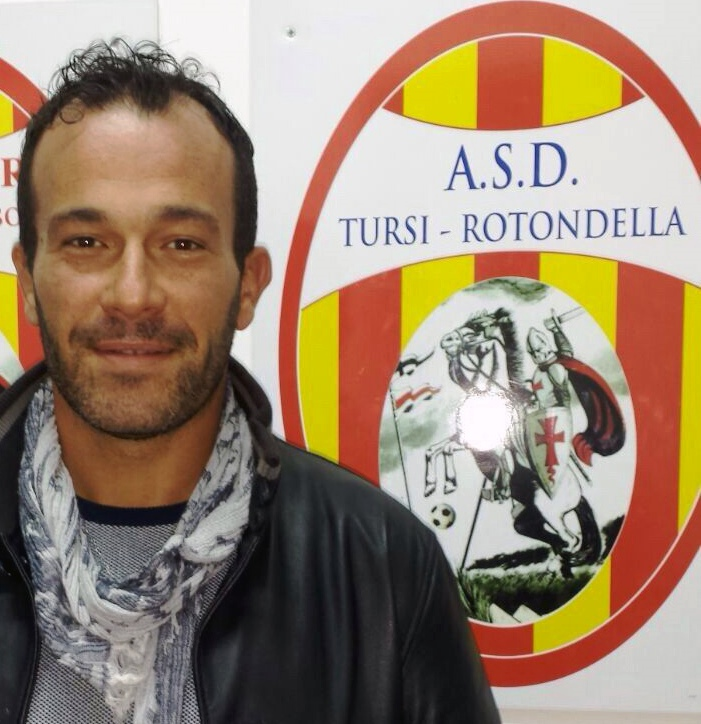 Paolo Abitante, presidente del Tursi Rotondella