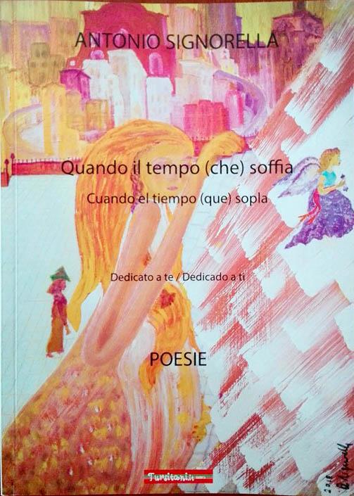 Copertina del libro di Antonio Signorella