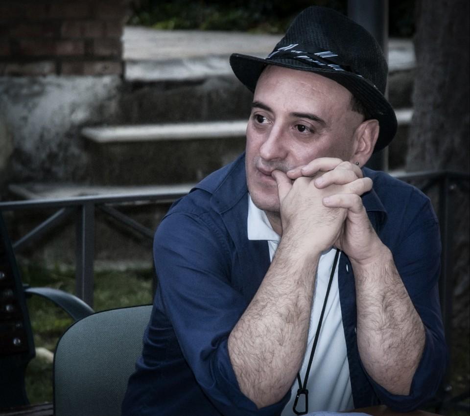Luciano Nota, poeta (foto: Donato Fusco)