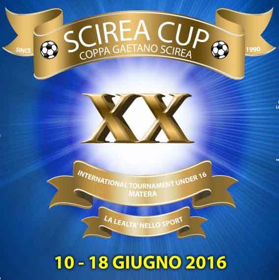 Scirea Cup 2016 XX edizione