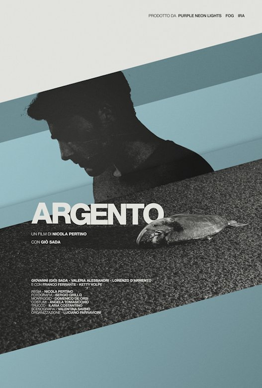 poster Argento