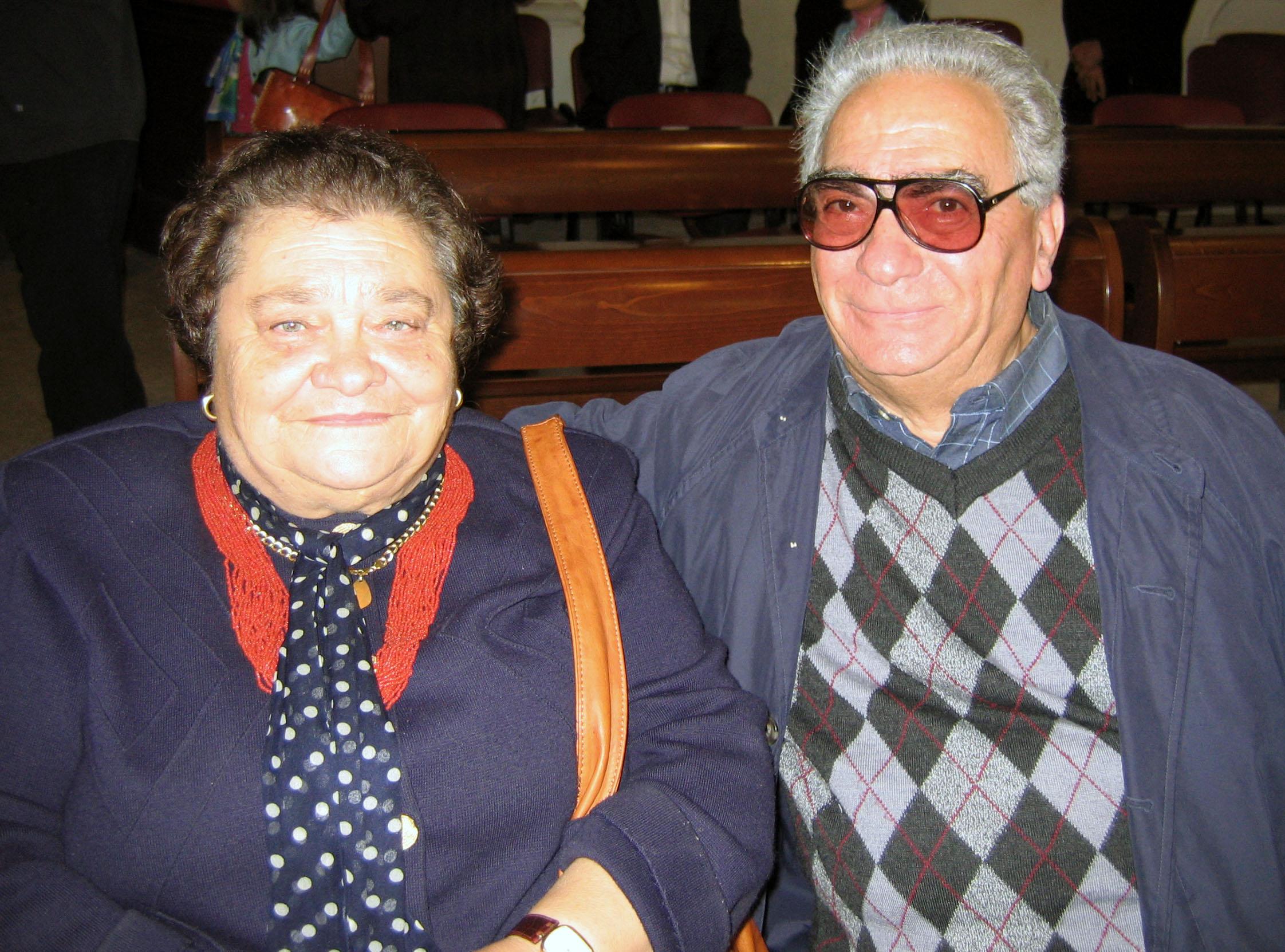 Antonietta Barbetta (1937-2015) e Luigi Garofalo (1933-2016)