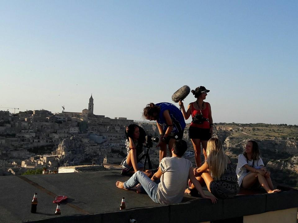 Giovani filmmaker a Matera