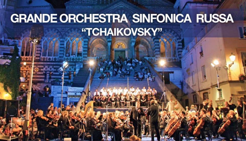 """Grande Orchestra Sinfonica Russa """"Tchaikovsky"""" di Udmurtia"""