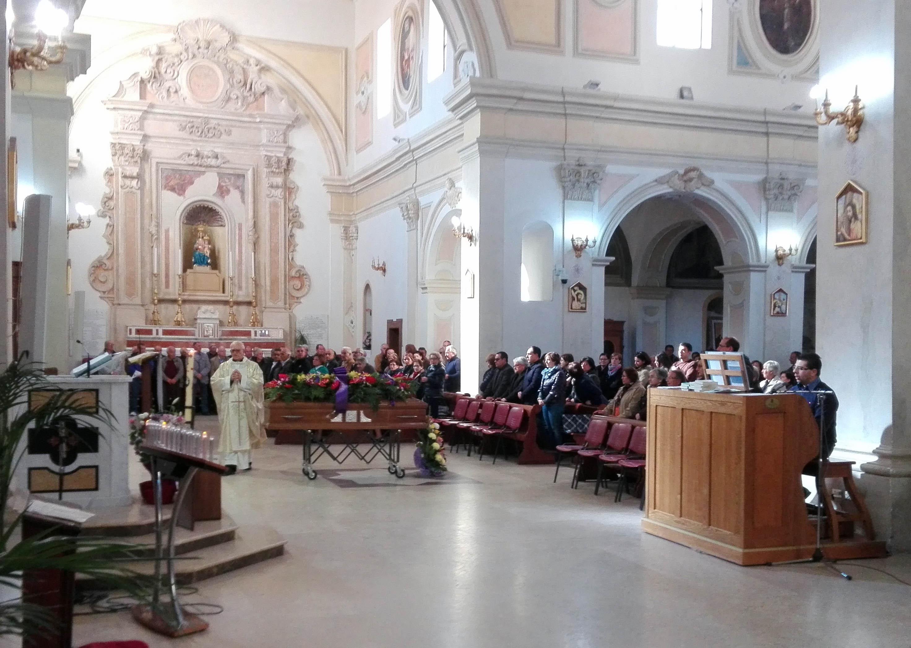 Funerale di Mario Bruno (2)