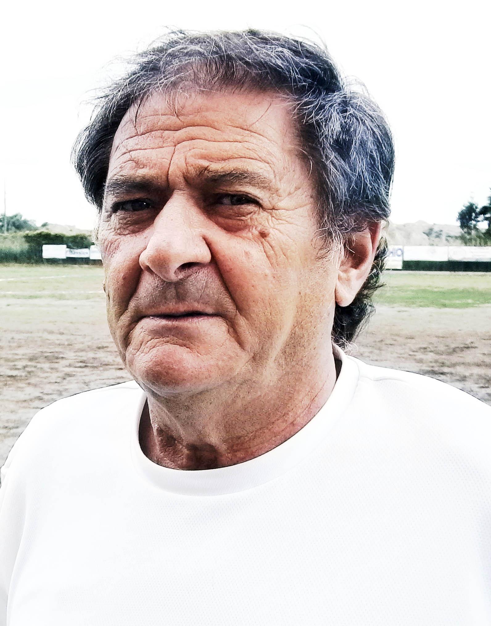 Nino Manieri, dirigente dell'Asd Tursi Calcio 2008