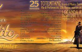 """""""V per Vito"""" organizza a Roma due concerti, il 25 e 26 novembre"""