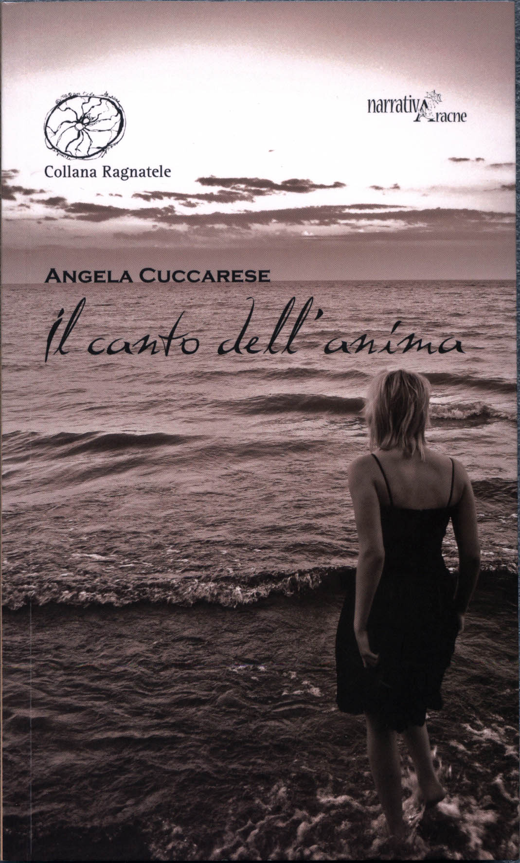 Il primo libro di poesie di Angela Cuccarese