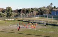 Bilancio al termine dell'andata, il Tursi Calcio 2008 è al sesto posto. I commenti del presidente Abitante, di mister Pitrelli e di Violante, Virgallito e Chisena