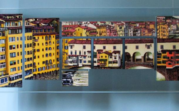 L'artista Vincenzo D'Acunzo finalista al Premio Firenze, con un'opera di ricerca e di arte sperimentale, quasi un ritorno alle origini