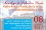 """""""Padre Andrea Picolla (1666-1730), Servo di Dio, a Tursi"""" il monologo di Salvatore Verde, lunedì 8 agosto, ore 21, Pizzo delle Monachelle, nel rione S. Filippo Neri di Tursi"""