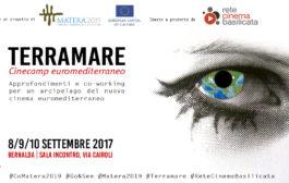A Bernalda dall'8 al 10 settembre con Terramare, il primo Cinecamp Euromediterraneo di Rete Cinema Basilicata