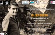"""Anteprima nazionale del documentario """"Guerrieri"""" di Fabio Segatori, a Matera mercoledì 20 dicembre"""