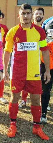 TURSI - SALANDRA 1-0 (domenica 28 gennaio, Campionato di Prima  Categoria, girone B)