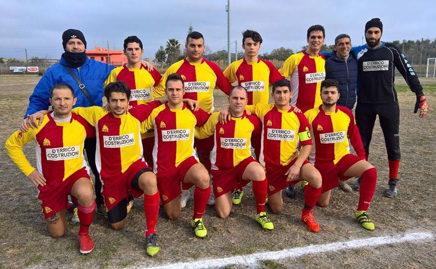 TURSI Calcio 2008 - Pro Loco SPINOSO 3-0