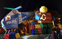 """""""Carnevale Tursitano 2018"""", uscite alle ore 15: sabato 27 gennaio, a Panevino; domenica 28, a Tursi; domenica 4 febbraio, a Caprarico; martedì 13 chiusura con il falò in piazza"""