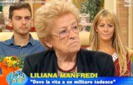 """Liliana Manfredi, autrice del libro """"Il nazista e la bambina"""", per la Giornata della Memoria. Lunedì 29 gennaio, ore 17,30, nell'auditorium dell'Itset """"M.Capitolo"""" di Tursi"""