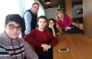 """Studenti dell'Itset """"Capitolo"""" di Tursi in Germania per il progetto """"""""We Can"""" (Noi Possiamo)"""
