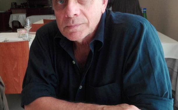 Enzo Monteleone a Policoro, per il corso di sceneggiatura organizzato dalla Lucana Film Commission