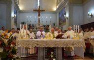 Diocesi di Tursi-Lagonegro, mercoledì 28 marzo 2018, celebrata la messa crismale. Mons. Orofino: grazie Signore per il Sacerdozio, perdono per le infedeltà