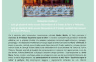 """""""Equilibrio sopra la follia"""", 2a edizione del concorso di Arti Visive per gli studenti delle scuole Secondarie di II Grado di Tursi e Policoro. Inviare le opere entro il 16 aprile"""