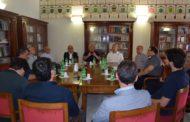 Il Vescovo incontra i sindaci e i parroci delle quattro zone pastorali della Diocesi. Lunedì 4 in episcopio il primo incontro