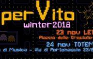 """Venerdì 23 e sabato 24 novembre, i due concerti romani organizzati dall'associazione """"V per Vito"""""""