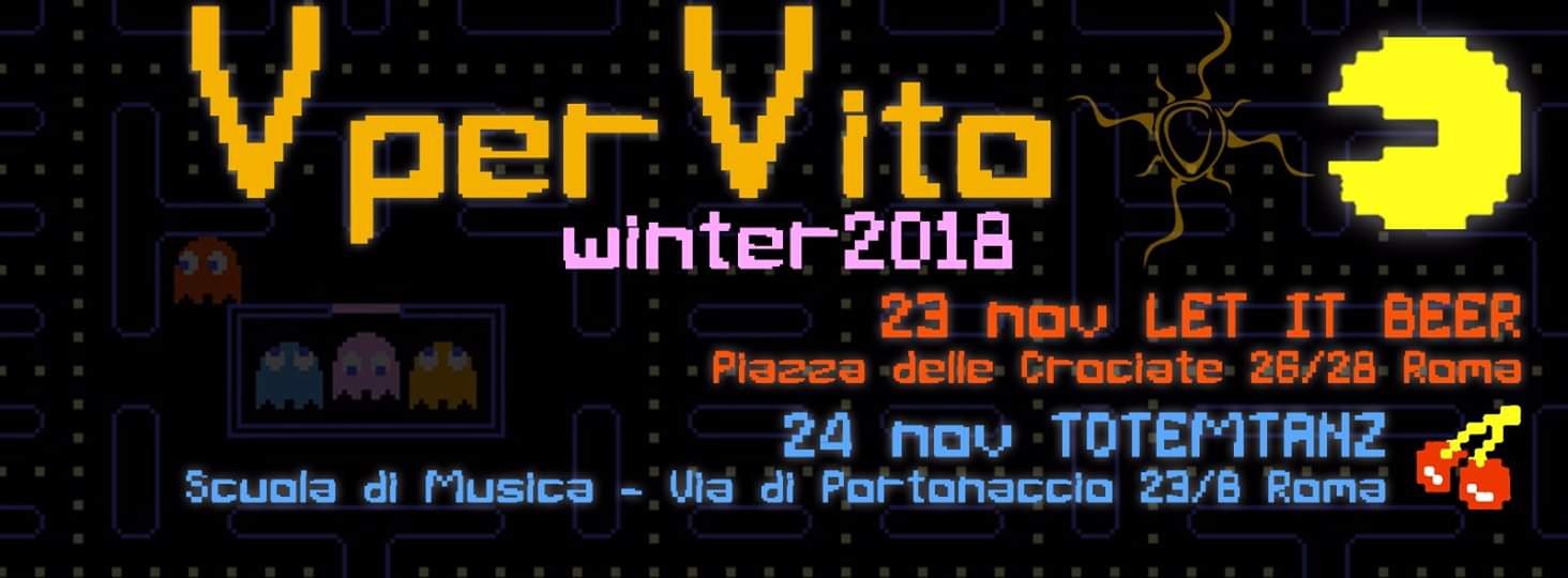 Venerdì 23 e sabato 24 novembre, i due concerti romani organizzati dall'associazione