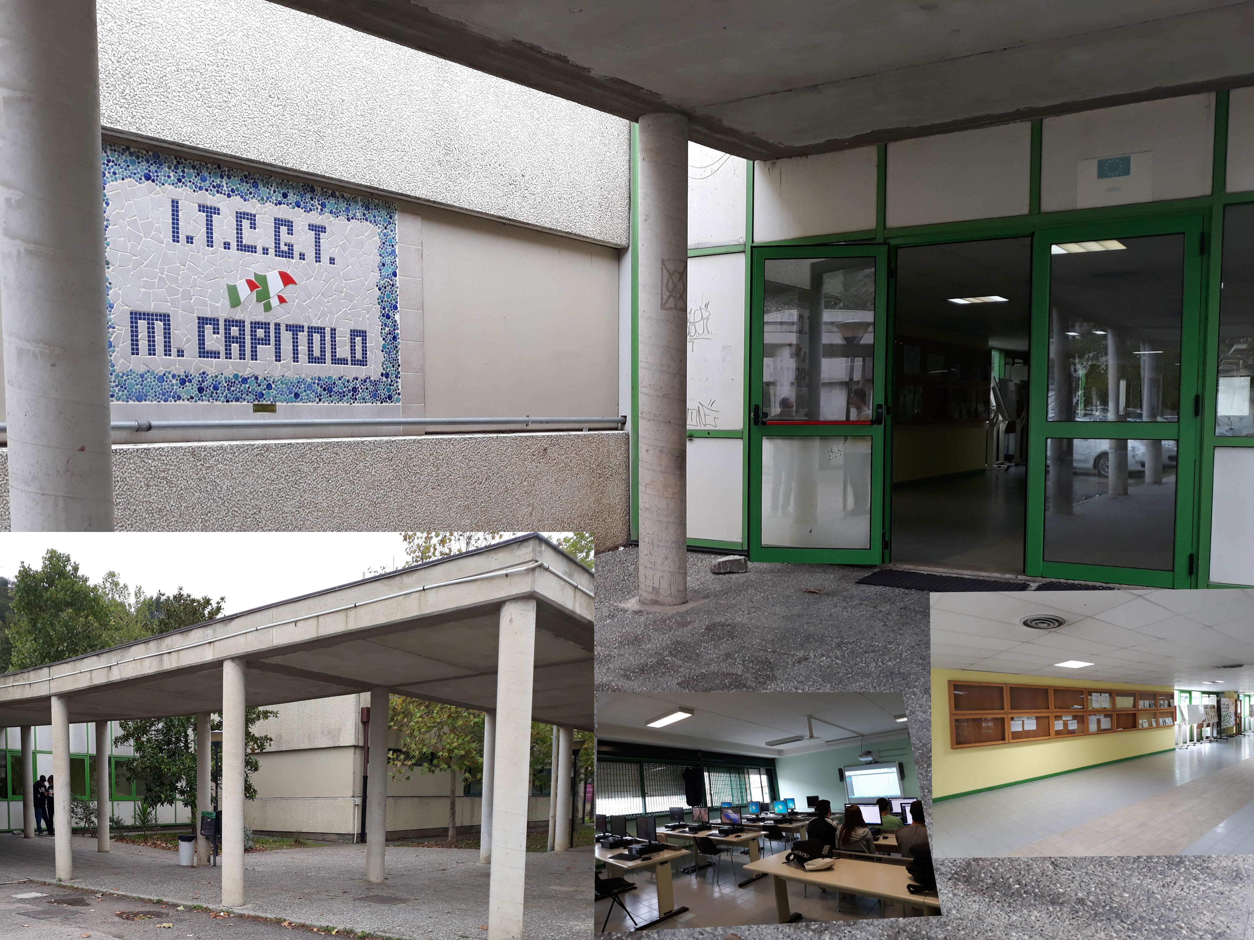 """Itset """"M. Capitolo"""": Open Day il 19 e il 27 gennaio"""