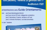 Il 25 gennaio all'Itset di Tursi presentazione della Guida Orientamento.