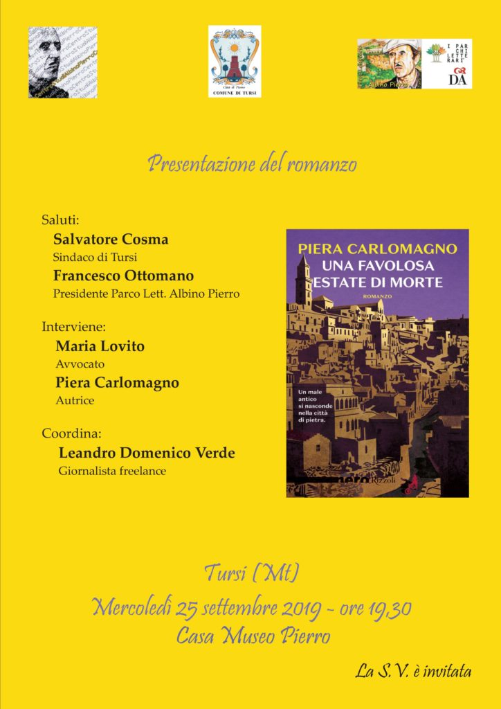 La mostra di sculture del designer Vincenzo Missanelli. A Tursi, apertura prorogata fino al 30 settembre