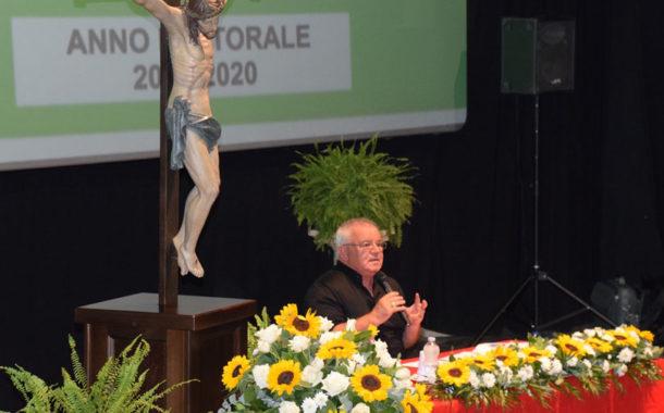 Presentata a Francavilla in Sinni l'Agenda e il programma dell'Anno Pastorale 2019-2020.  il Testo integrale dell'intervento del Vescovo Orofino