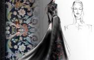 """La nota designer e stilista polacca Natasha Pavluchenko, in questi giorni a Tursi, proporrà la nuova collezione """"Maria di Anglona"""" nell'Alta Moda di Roma, a gennaio 2020"""