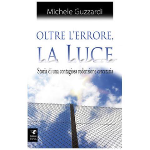Michele Guzzardi con il suo libro