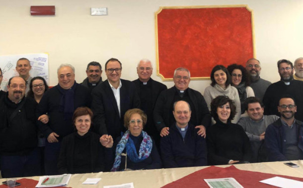 Quale Sud per questa Italia? Le delegazioni regionali Caritas del Sud Italia a Latronico (PZ)
