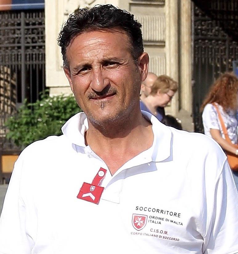Claudio Verde è il nuovo Capo gruppo Cisom di Tursi