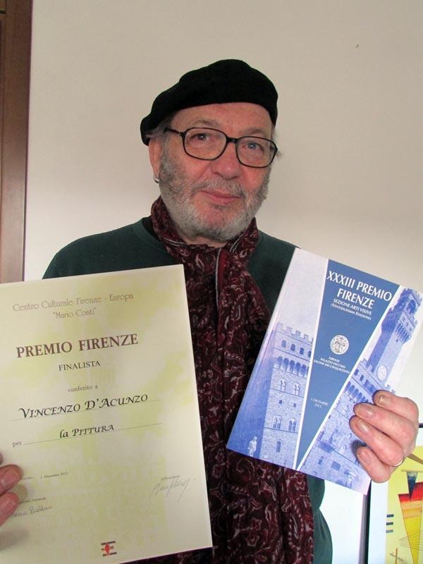 Maestro Vincenzo D'Acunzo
